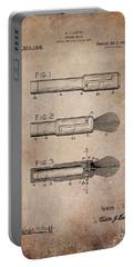 Shaving Brush Diagram 1920  Portable Battery Charger