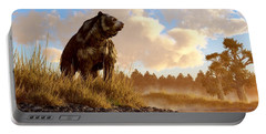 Short Faced Bear Portable Battery Charger