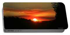 Smokin' Payson Sunset Portable Battery Charger