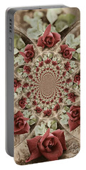 Soft Beauty Portable Battery Charger by Clare Bevan