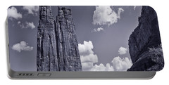 Spider Rock Canyon De Chelly Portable Battery Charger by Bob and Nadine Johnston