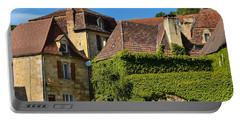 Portable Battery Charger featuring the photograph St Cyprien En Perigord by Dany Lison