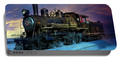 Steam Engine Nevada Northern Portable Battery Charger