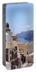 Sunny Santorini Portable Battery Charger
