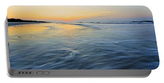 Sunrise On Hilton Head Island Portable Battery Charger