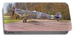 Supermarine Spitfire Hf Mk. Ixe Mj730 Portable Battery Charger