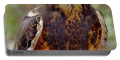 Swainson's Hawk Portable Battery Charger by Ed  Riche