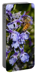 Sweet Rosemary Portable Battery Charger