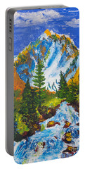 Taylor Canyon Run-off Portable Battery Charger