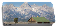 The Grand Teton Portable Battery Charger
