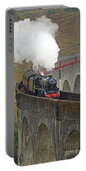 The Jacobite Steam Train Portable Battery Charger