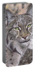 The Lynx Effect Portable Battery Charger
