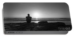 The View Wide Crop Portable Battery Charger