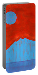 Tres Orejas Original Painting Portable Battery Charger