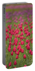 Tulip Beds Forever Portable Battery Charger