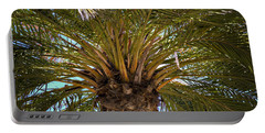 Under The Palm Portable Battery Charger