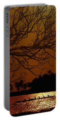 Under The Sunset Portable Battery Charger
