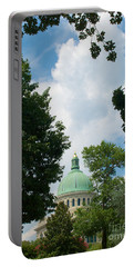 Us Naval Academy Chapel Dome Portable Battery Charger