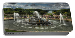 Versailles Fountain Portable Battery Charger