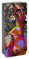 African Forest Portable Battery Charger