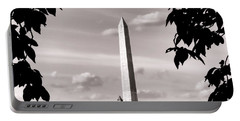 Majestic Washington Monument Portable Battery Charger