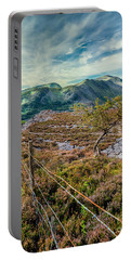 Welsh Mountains Portable Battery Charger