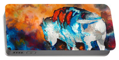 White Buffalo Ghost Portable Battery Charger