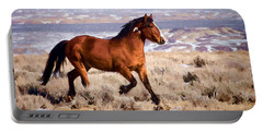 Eagle - Wild Horse Stallion Portable Battery Charger