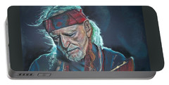 Willie Portable Battery Charger by Peter Suhocke