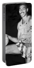 Wilt Chamberlain Portable Battery Charger