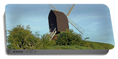 Windmill On Brill Common Portable Battery Charger