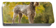 Wire-haired Pointing Griffon Portable Battery Charger