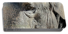 Wise One,elephant  Portable Battery Charger