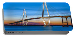 Charleston Arthur Ravenel Bridge Portable Battery Charger