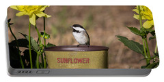 Black-capped Chickadee Poecile Portable Battery Charger