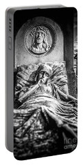 Cemetery Of Mantova Portable Battery Charger