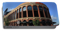 Citi Field - New York Mets 3 Portable Battery Charger