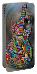 Rock N Roll Collection Portable Battery Charger