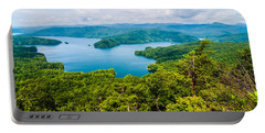 Scenery Around Lake Jocasse Gorge Portable Battery Charger