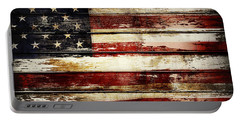 American Flag 33 Portable Battery Charger