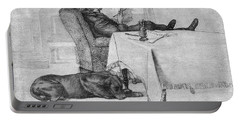 Prince Otto Von Bismarck (1815-1898) Portable Battery Charger