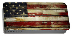 American Flag 54 Portable Battery Charger