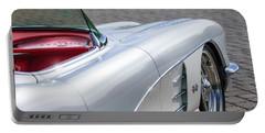 1960 Chevrolet Corvette Portable Battery Charger