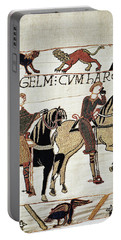 Bayeux Tapestry Portable Battery Charger