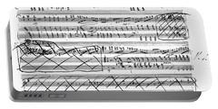 Franz Schubert (1797-1828) Portable Battery Charger