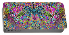 1332 Abstract Thought Portable Battery Charger