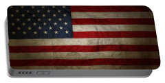 American Flag 56 Portable Battery Charger