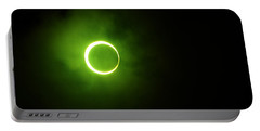 15 January 2010 Solar Eclipse Maldives Portable Battery Charger