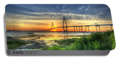 Lowcountry Sunset Portable Battery Charger