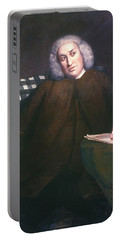 Samuel Johnson (1709-1784) Portable Battery Charger